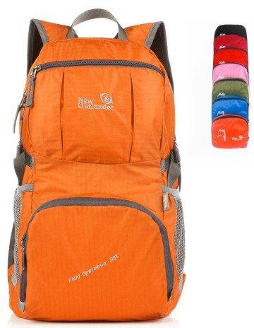 Outlander Packable Handy Lightweight Travel Backpack Daypack - backpacks for teens