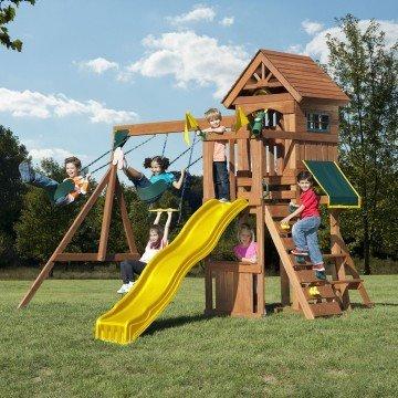 Swing-N-Slide Jamboree Fort Playlet - swing sets