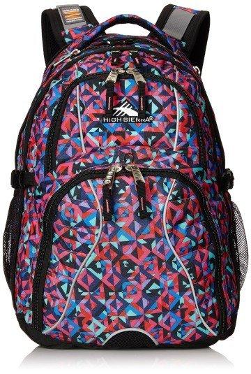 High Sierra Swerve Backpack - school backpacks