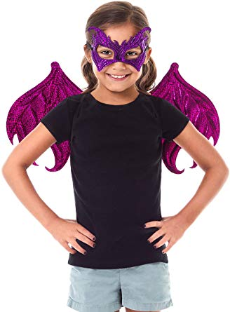 Little Adventures Reversible Dragon Mask And Wing Set