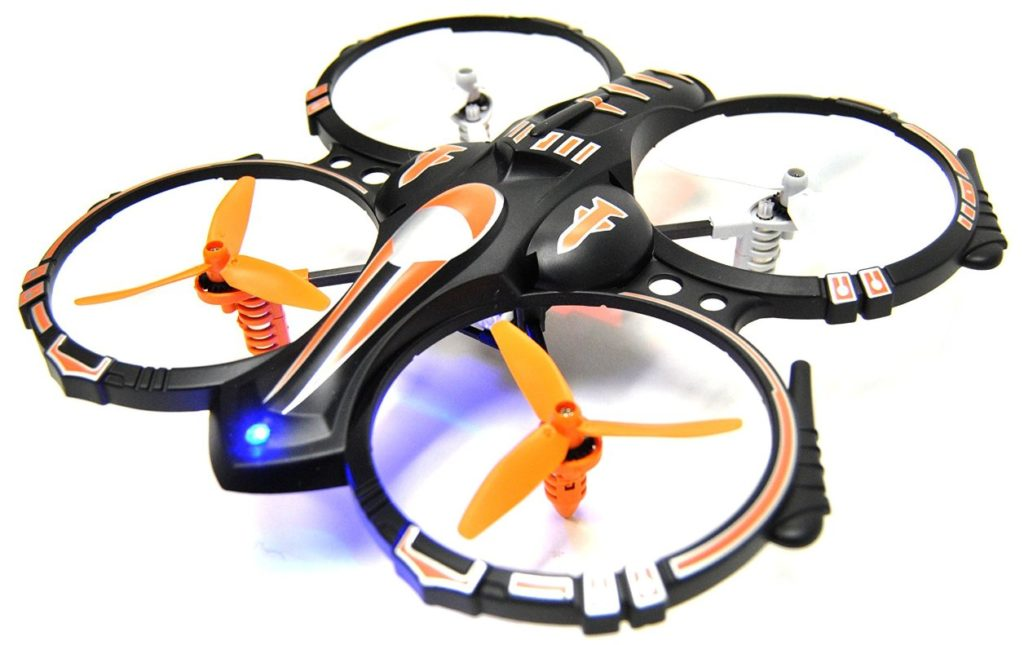 RC Stunt Drone Quadcopter by Wonder Chopper