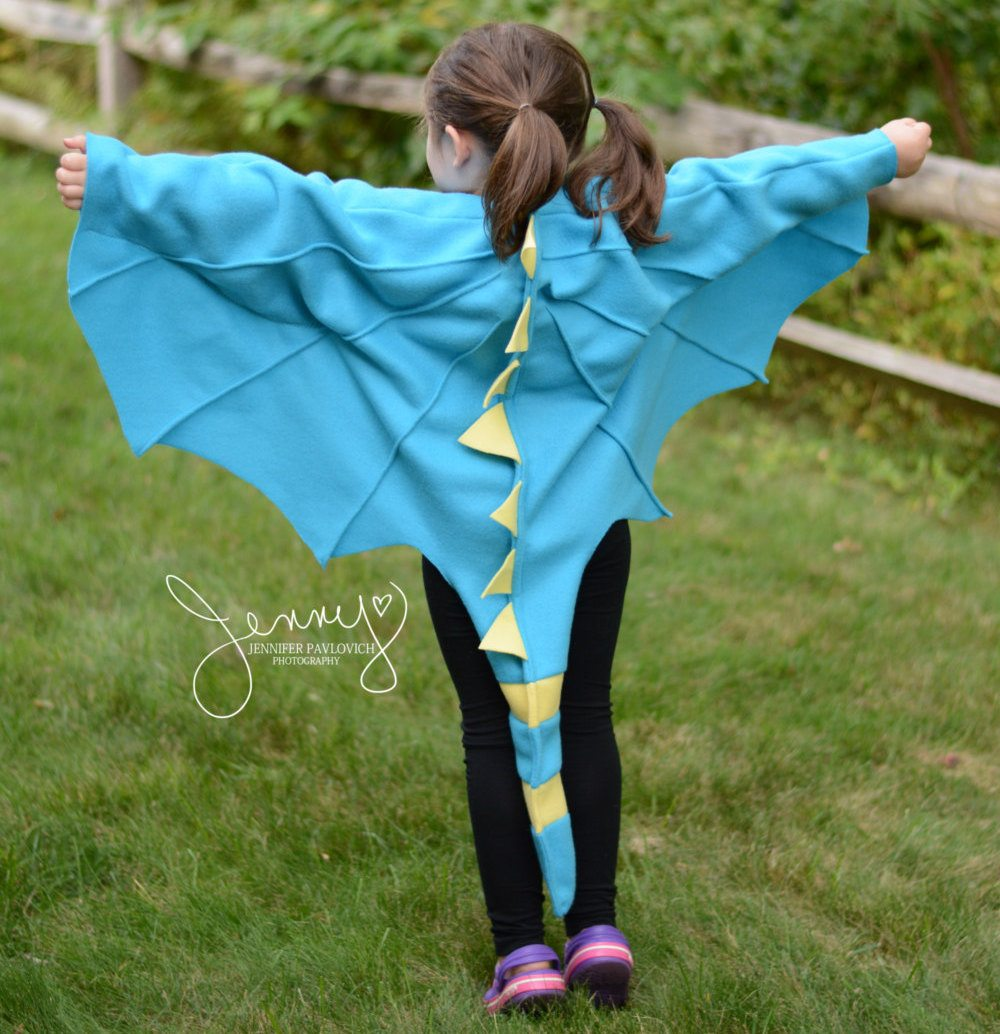 Stormfly Cape Costume - How to Train Your Dragon