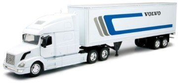 Volvo Toy Truck - toy semi trucks