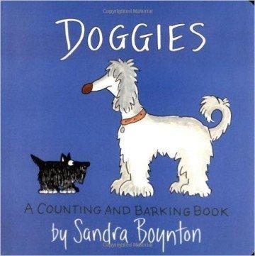 Doggies (Boynton on Board) - counting books