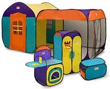 Playhut Luxury House - kids playhouse