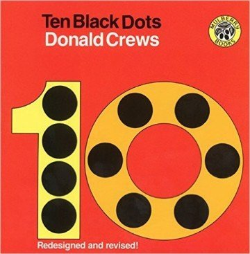 Ten Black Dots - counting books