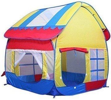 Truedays Kids Outdoor Indoor Fun Play Big Tent Playhouse - kids playhouse