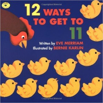12 Ways to Get to 11 - counting books