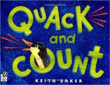 Quack and Count - counting books