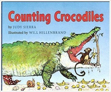 Counting Crocodiles - counting books
