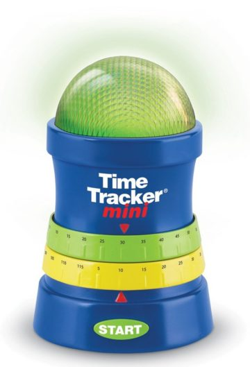 Learning Resources Time Tracker Mini - classroom timers