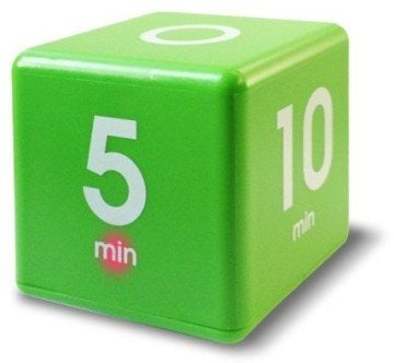 Datexx The Miracle Cube Timer - classroom timers
