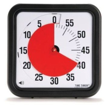 Time Timer, 12 Inch - classroom timers