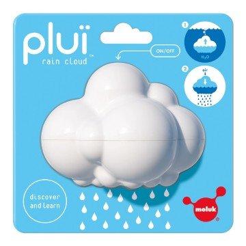 Moluk Plui Rain Cloud Tub Toy - bath games