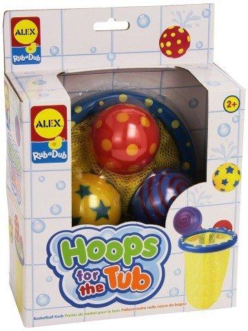 ALEX Toys Rub a Dub Hoops for the Tub - bath games