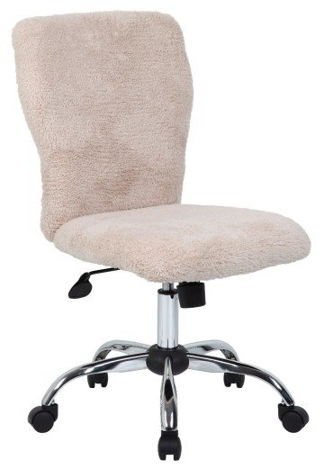 Boss Tiffany Fur Chair