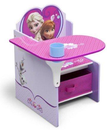 Delta Children's' Chair Desk with Storage Bin