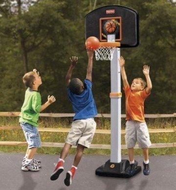 Fisher-Price I Can Play Basketball - Basketball Hoops