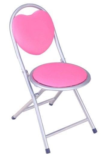Frenchi Home Furnishing Kids Metal Folding Chair