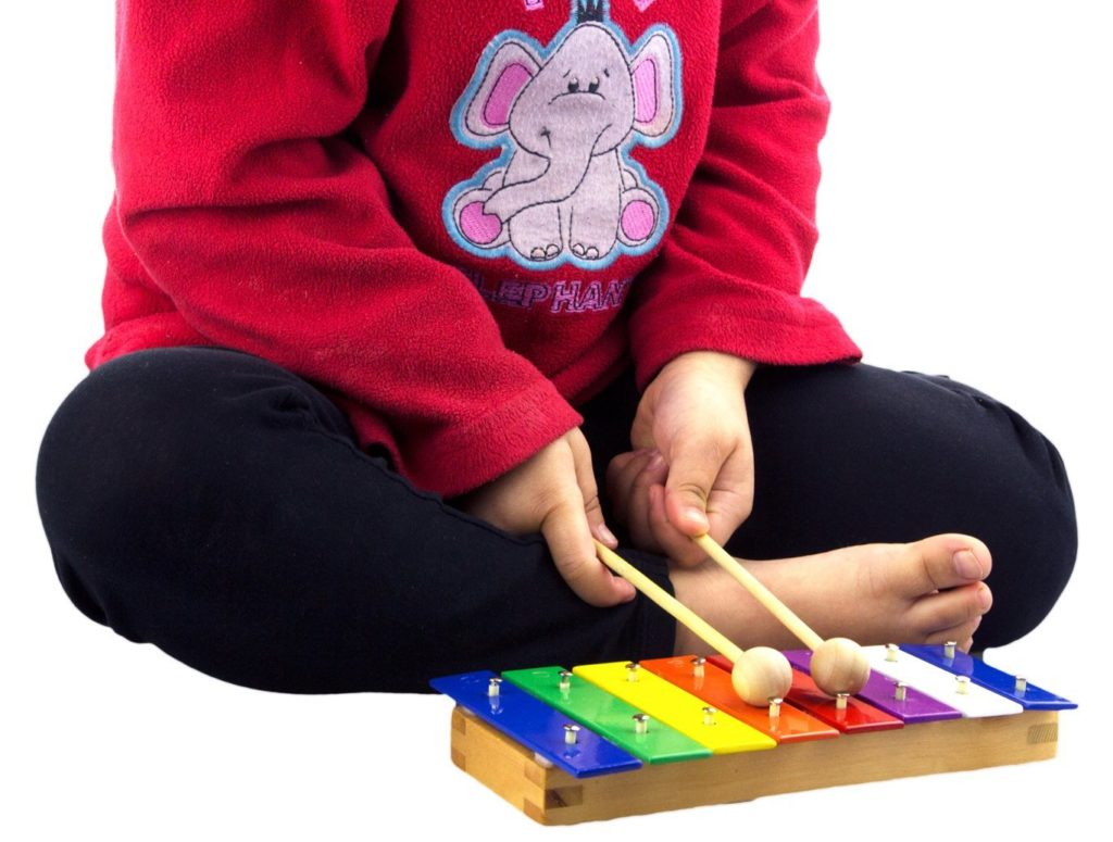 Glockenspiel Xylophone Musical Instrument by Malbec Products