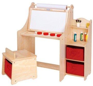 Guidecraft Artist Activity Desk