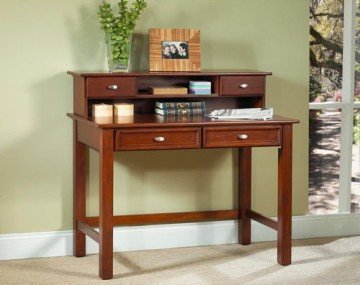 Home Styles Hanover Student Desk and Hutch