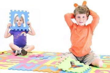MOTA Alphabet ABC Floor Play Mat