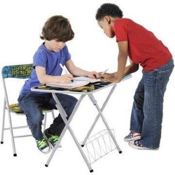 Teenage Mutant Ninja Turtles Activity Table and Chair Set by Disney