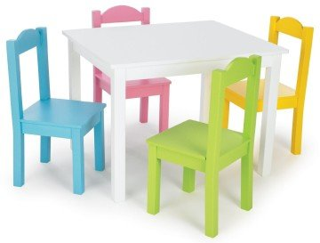 Tot Tutors Kids Table and Chairs