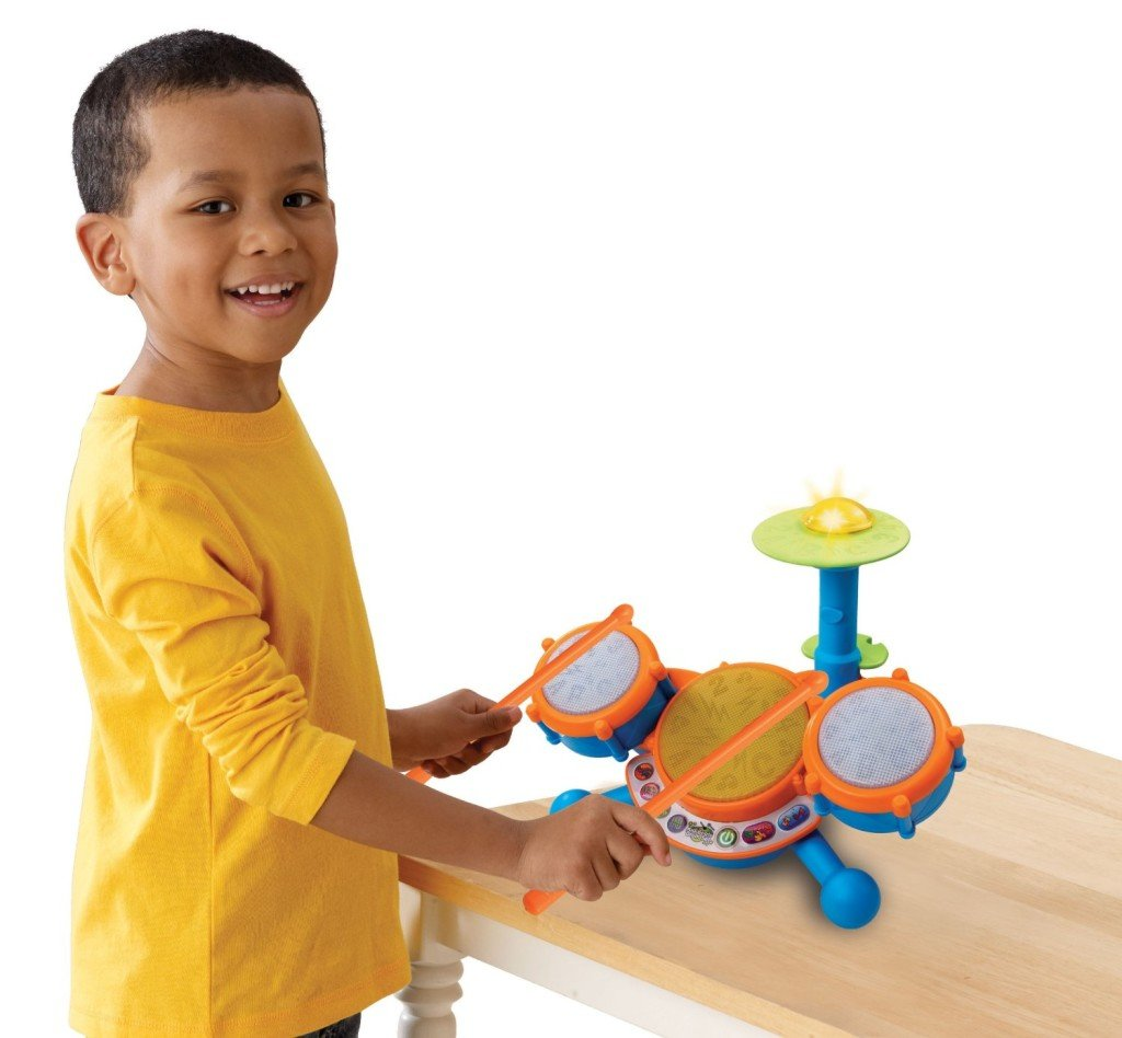 Toddler Boy Toys : Top musical instruments for kids with rhythm