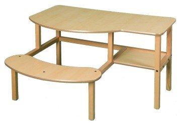 Wild Zoo Furniture Childs' Wooden Computer Desk