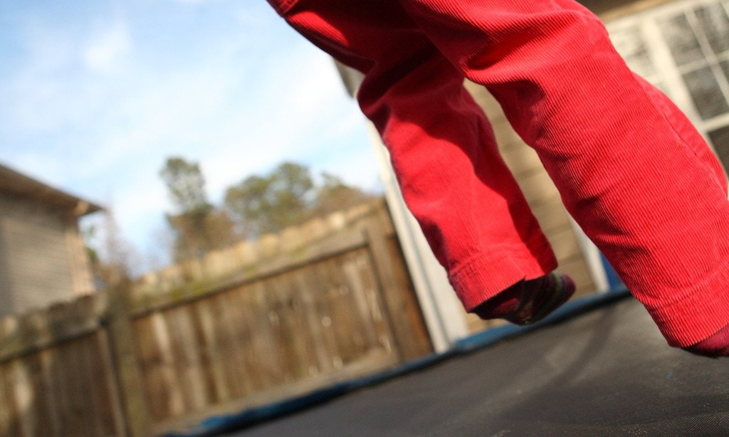 My First Trampoline and 10 Great Alternatives for Bouncing Kids