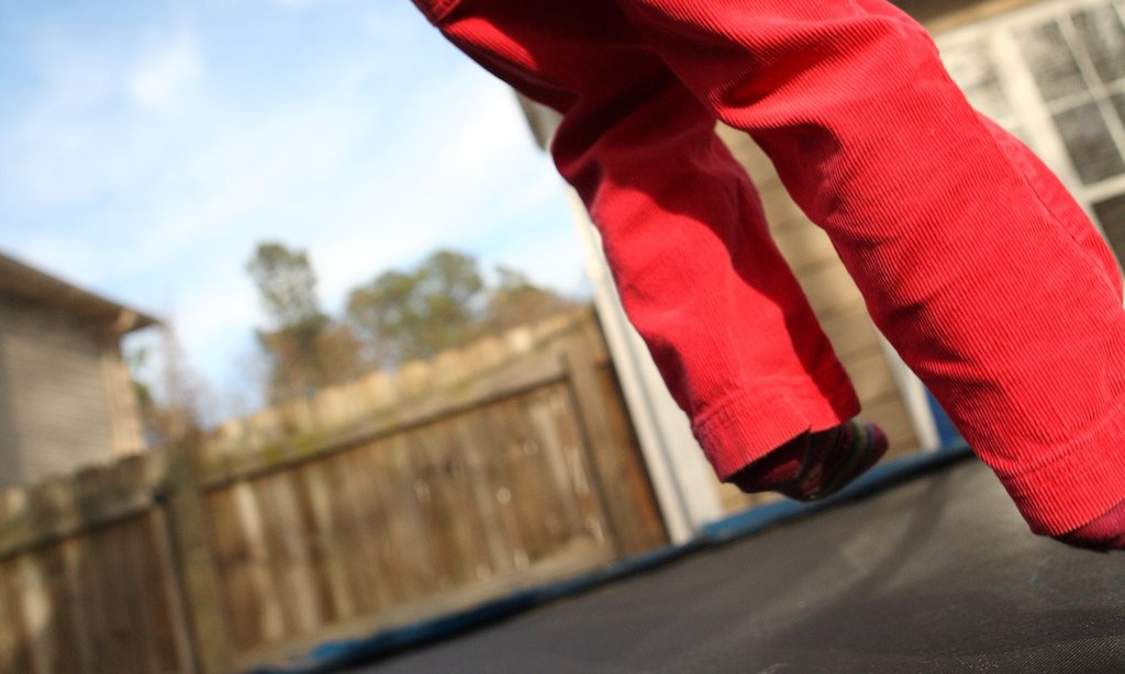 My First Trampoline and 10 Alternatives for Bouncing Kids
