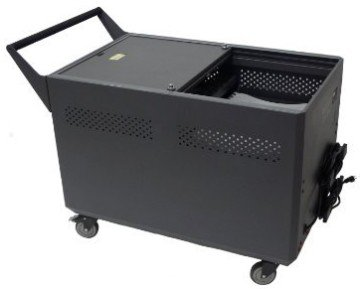 Gather'Round Charging Cart for 32 Asus C300 Chromebooks - laptop cart
