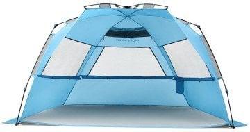 Pacific Breeze EasyUp Beach Tent Deluxe X