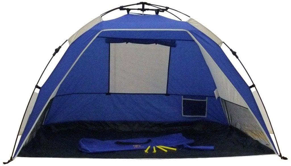 Genji Sports Instant Beach Star Tent - beach tent
