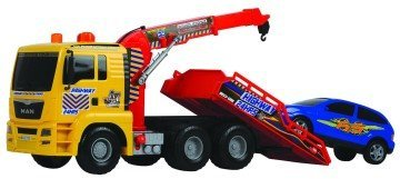 Dickie Toys Air Pump Action Tow Truck