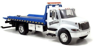 Jada Toys Fast & Furious Flatbed Tow Truck