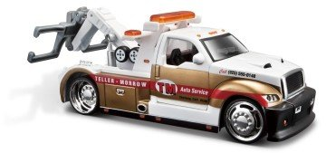 Maisto Sons of Anarchy Tow Truck Die-cast Vehicle