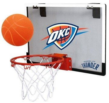 NBA Game On Indoor Basketball Hoop and Ball Set