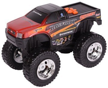 14 toy monster trucks for high octane fun. Black Bedroom Furniture Sets. Home Design Ideas