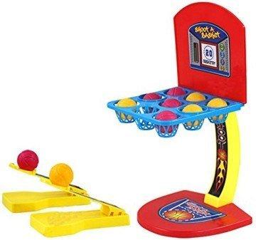 UPMALL Mini Basketball Shooting Game Set