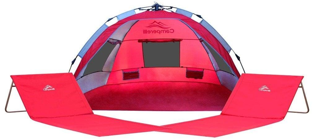 Camperelli Beach Tent Bundle