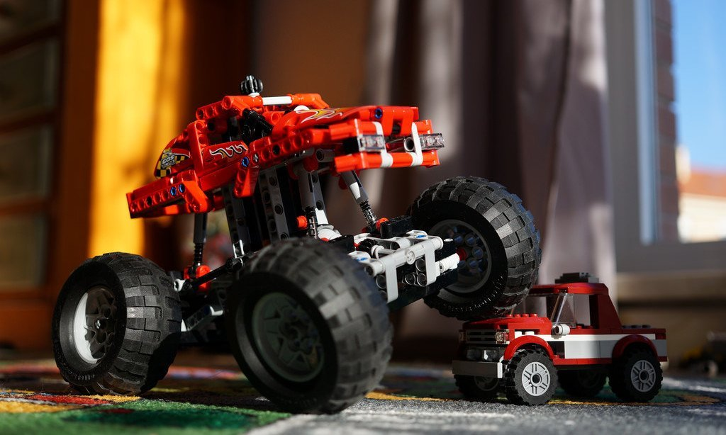 13 Toy Monster Trucks for High-Octane Fun