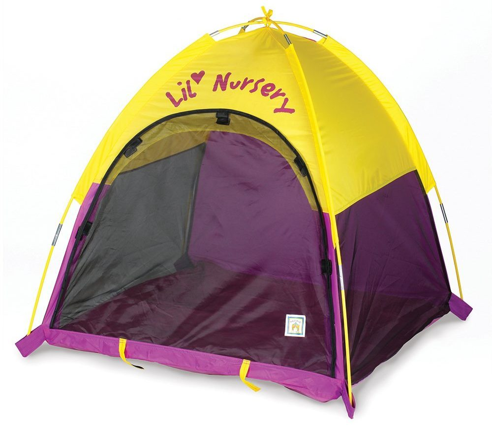 Pacific Play Tents Lil Nursery Tent - baby beach tent