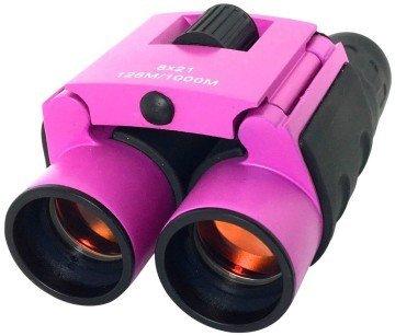Ultra Compact Mini Folding Binoculars - kids binoculars