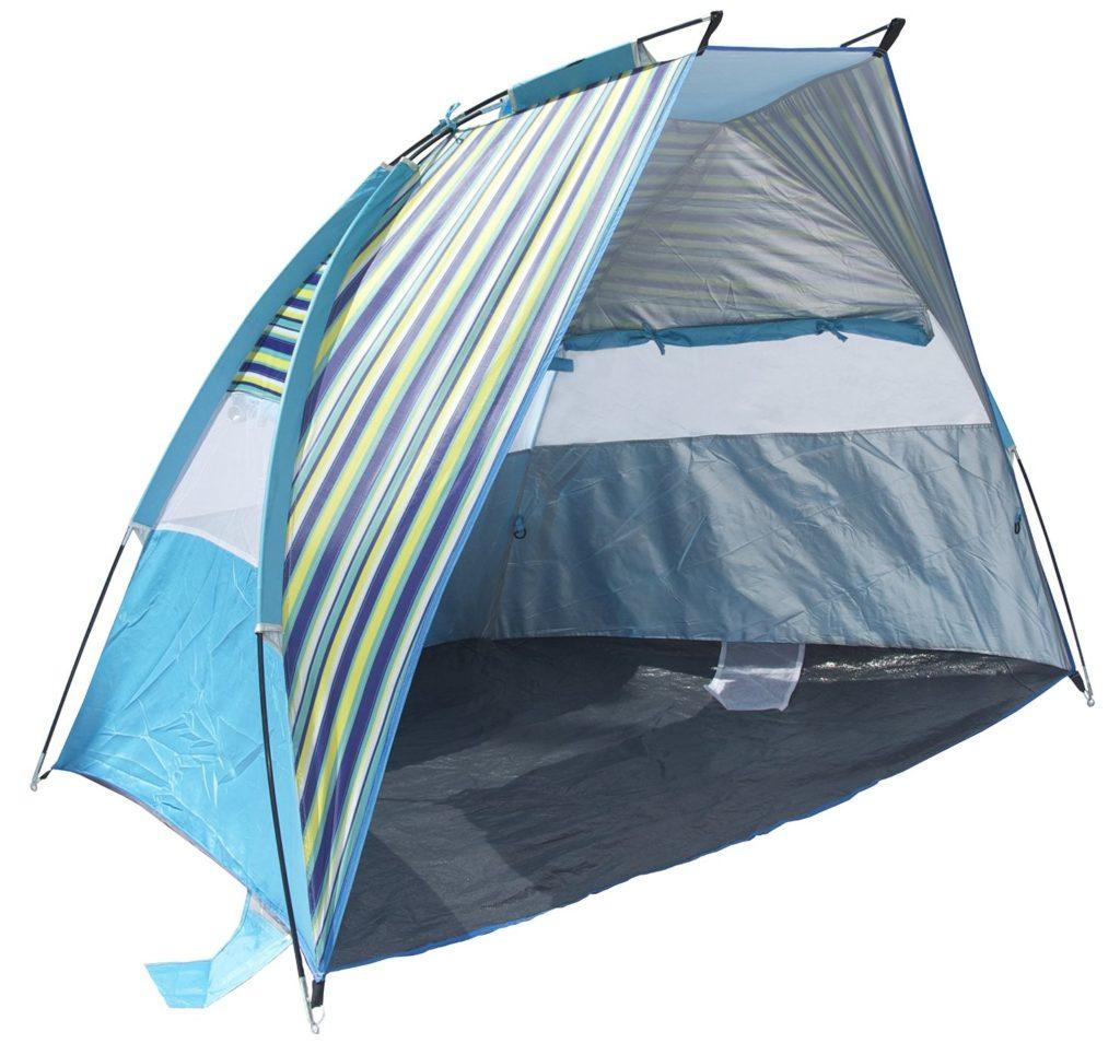 Texsport Calypso Quick Cabana Beach Sun Shelter Canopy - baby beach tent