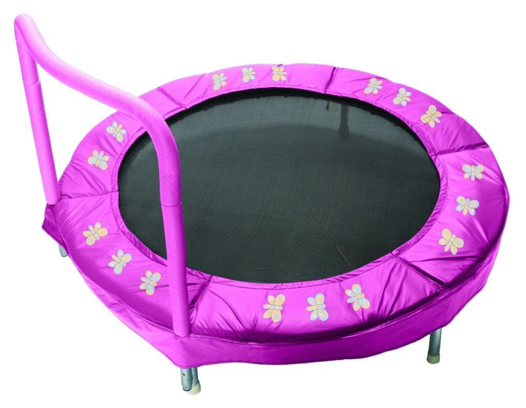 Bazoongi Bouncer Indoor Trampoline