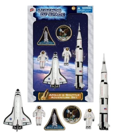 Echo Toys Apollo and Shuttle Adventure Set