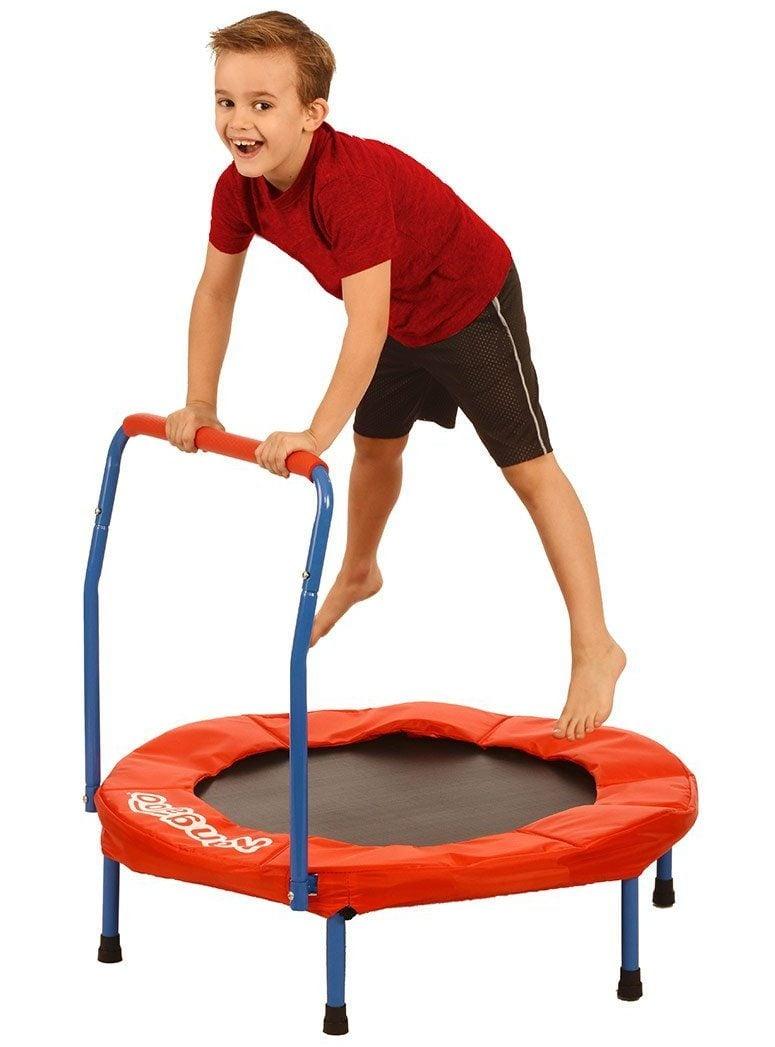 """Kangaroo 36"""" Kids Indoor Trampoline"""